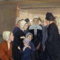 La Louée à Château-Landon (foire aux servantes)