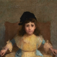 Portrait de Mlle Fathma B.