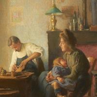 La Famille du cordonnier