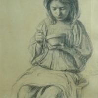Jeune fille au bol, 1905