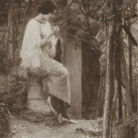 Dans mon jardin, 1914
