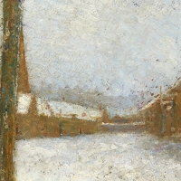 Chapelle Saint-Roch sous la neige I