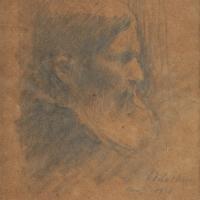 Autoportrait, 1914