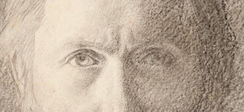 Autoportrait de Léon Delachaux