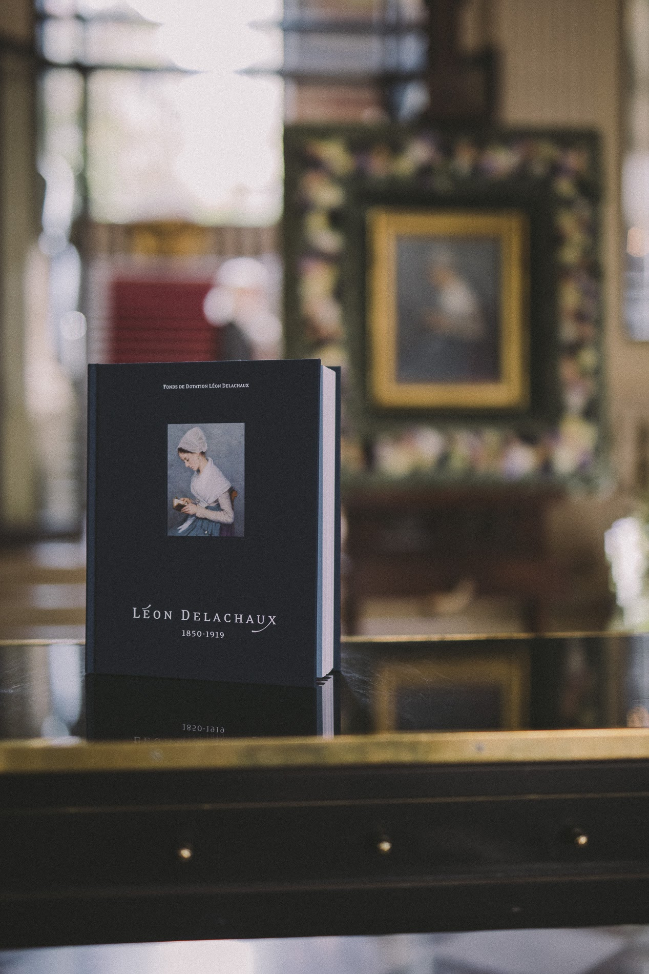 Lancement du premier ouvrage consacré à Léon Delachaux 03