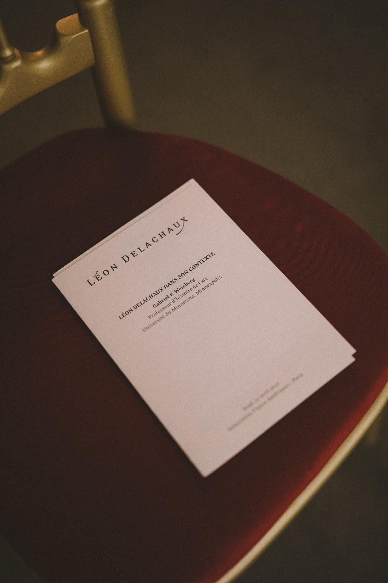 Lancement du premier ouvrage consacré à Léon Delachaux 06