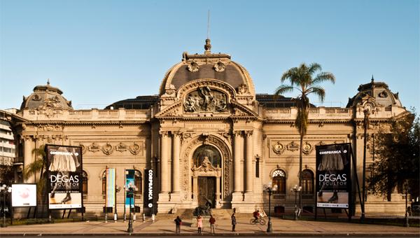 Museo Nacional de Bellas Artes de Santiago de Chile