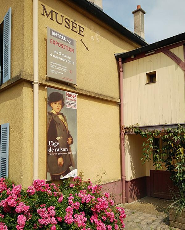 Musée Fournaise de Chatou