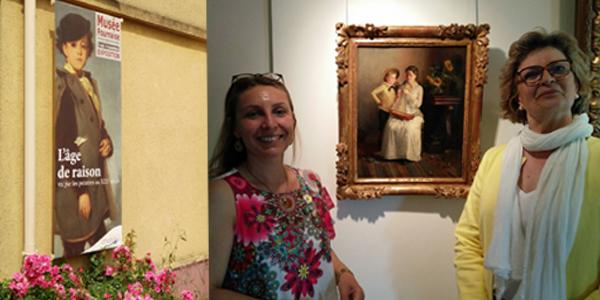 Delachaux Musée Fournaise Affectionate Mother